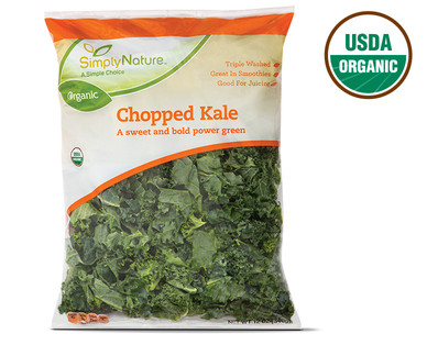 Organic Chopped Kale