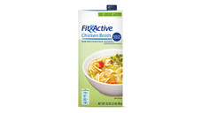 Fit and Active Reduced Sodium Chicken Broth
