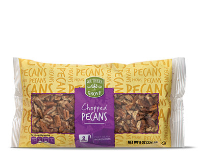 Southern Grove Chopped Pecans