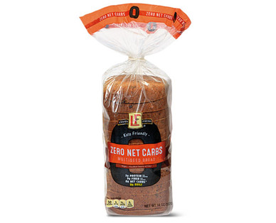 L'oven Fresh Zero Net Carbs Multiseed Bread