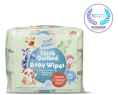 Little Journey Wipes
