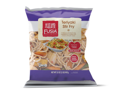 Fusia Asian Inspirations Teriyaki Stir Fry