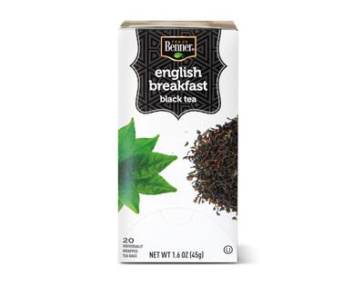 Benner Premium English Breakfast Tea