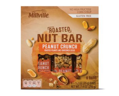 Millville Sweet & Salty Peanut Crunch Nut Bar