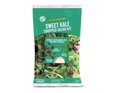 Little Salad Bar Sweet Kale Chopped Salad Kit