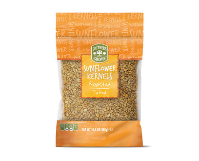 Southern Grove Roasted & Salted Sunflower Kernels