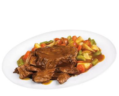 Tyson USDA Choice Beef Pot Roast Kit