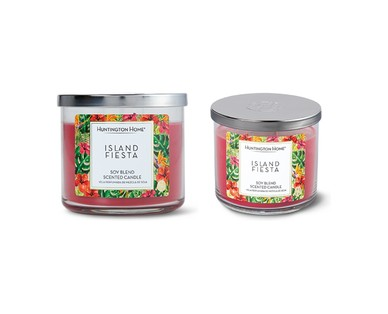 Huntington Home 3-Wick Candle View 4