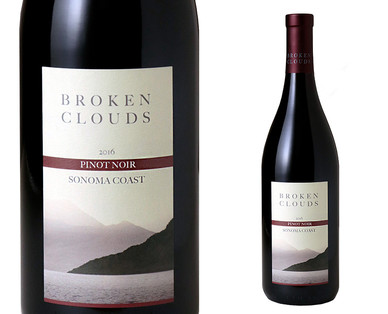 Broken Clouds Pinot Noir