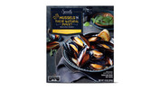 Specially Selected Natural Mussels