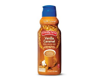 Friendly Farms Vanilla Caramel
