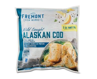 Fremont Fish Market Value Pack Cod Fillets