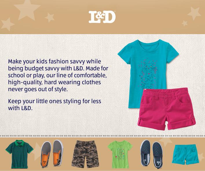 L and D Children's Clothes