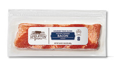Appleton Farms Thick Sliced Bacon, Hickory Smoked