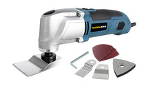 Workzone 2.5 Amp Oscillating Multi-tool With 7-Piece Accessories