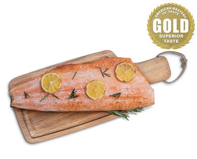 Fresh Atlantic Salmon Side