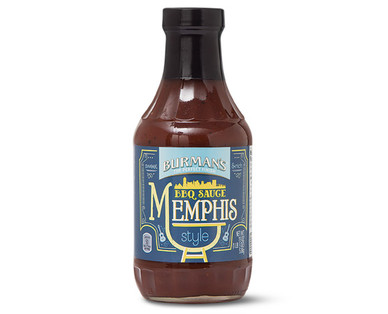 Burman's Memphis Style BBQ Sauce