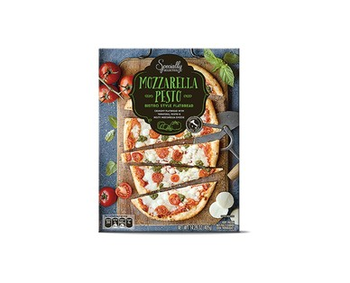 Specially Selected Flatbread Pizza View 1