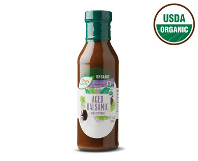 Simply Nature Organic Aged Balsamic Vinaigrette