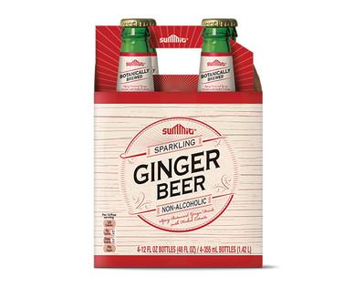 Summit Ginger Beer 4pk