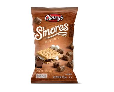 Clancy's S'mores Snack Balls