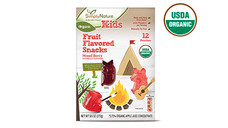 Simply Nature Kids' Organic Fruit Snacks. View Details.