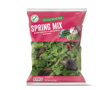 Little Salad Bar Spring Mix