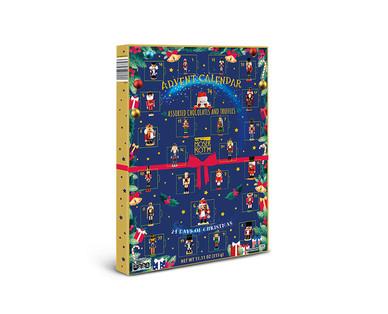 moser roth 24 days of christmas nutcracker advent calendar view 1
