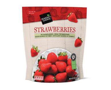 Season's Choice Frozen Whole Strawberries