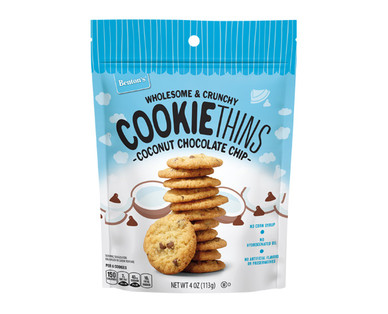 Benton's Cookie Thins Coconut Chocolate Chip