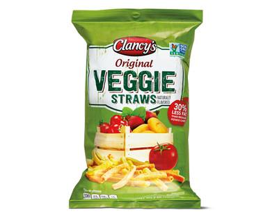 Clancy's Veggie Straws