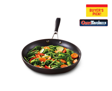 """Crofton Chef's Collection 12"""" Hard Anodized Fry Pan or Round Grill Pan View 1"""