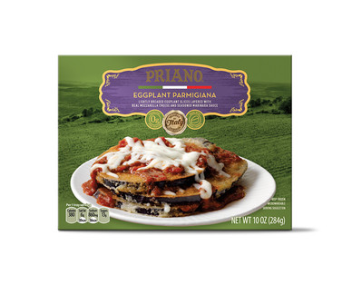 Priano Eggplant Pamigiana or Vegetable Lasagna View 1