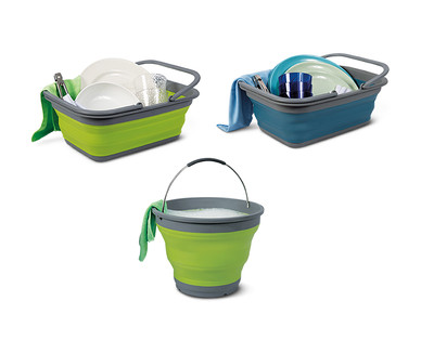 Adventuridge Collapsible Bucket or Tub View 2