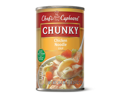 Chef's Cupboard Chunky Chicken Noodle Soup