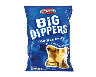 Clancy's Big Dipper Tortilla Chips
