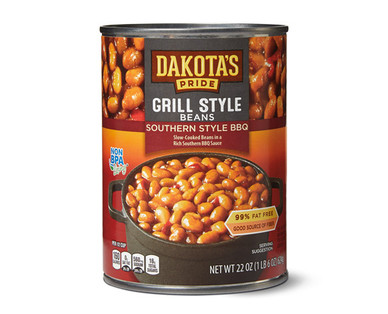 Dakota's Pride Grill Style Beans Southern Style BBQ