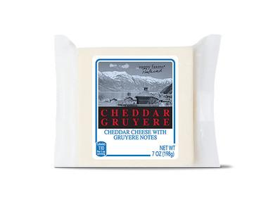 Happy Farms Preferred Cheddar Parmesan, Cheddar Gruyere, Fontina or Mediterranean Parmesan View 2