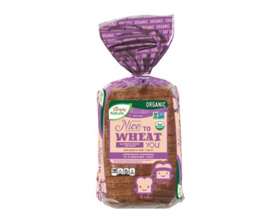 Simply Nature Wheat Bread