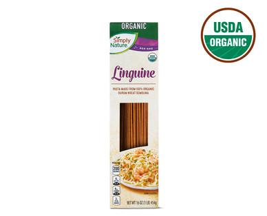 Simply Nature Organic Linguine