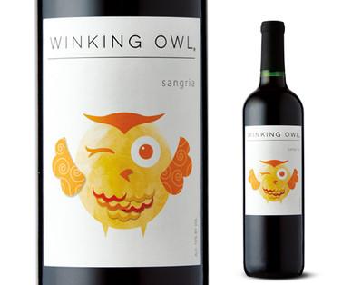 Winking Owl Sangria