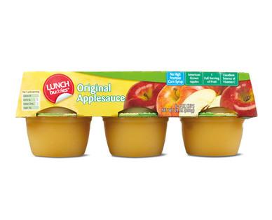Lunch Buddies Original Applesauce Cups