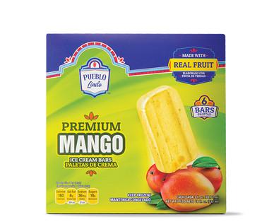 Pueblo Lindo Premium Mango Ice Cream Bars