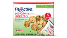 Fit and Active 100 Calorie Chocolate Chip Snack Pack. View Details.