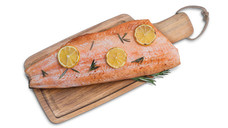 Fresh Atlantic Salmon Side. View Details.