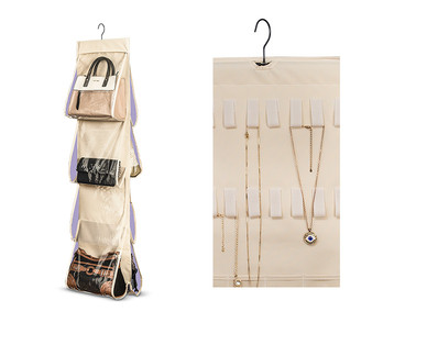Easy Home Jewelry or Purse Organizer View 2