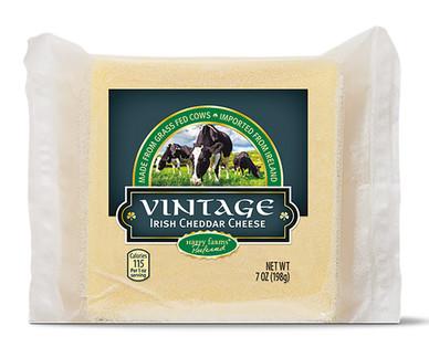 Vintage Irish Cheddar Cheese