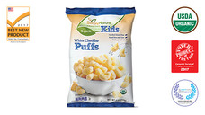Simply Nature Organic White Cheddar Puffs. View Details.