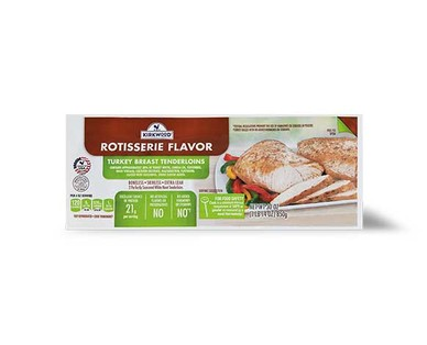 Kirkwood Fresh Turkey Tenderloin - Rotisserie