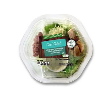 Little Salad Bar Chef Salad Bowl